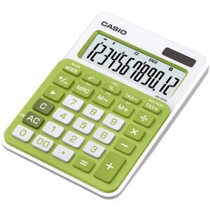 Kalkulačka CASIO MS-20NC svetlozelená