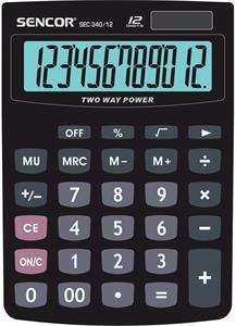 Kalkulačka Sencor SEC 340