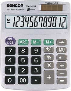 Kalkulačka Sencor SEC 367/12