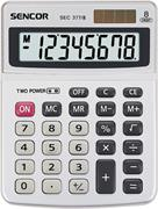 Kalkulačka Sencor SEC 377/8