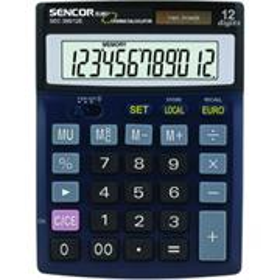 Kalkulačka Sencor SEC 395/12E