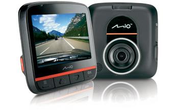 """Kamera do auta MIO MiVue 358 EEU, G-senzor, snímač pohybu, LCD 2,4"""""""