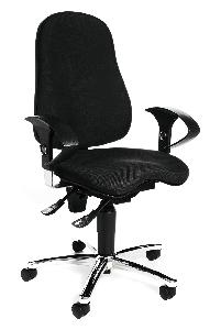 Kancelárske kreslo TOPSTAR Sitness 10 čierne