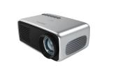 Kapesní projektor Philips NeoPix START+ NPX245, LED, 650 LED Lumenů, repro, baterie