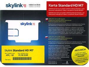 KARTA Skylink štandard HD M7