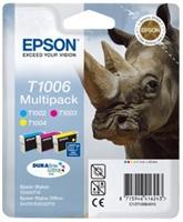 kazeta EPSON T100640 Multipack - 3 ink (C/M/Y), BX600FW/SX60