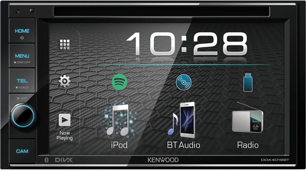 Kenwood DDX-4019BT, autorádio