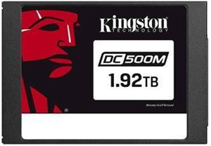 """Kingston 1.92 TB SSD DC500M Series SATA3, 2.5"""" (7 mm) ( r555 MB/s, w520 MB/s )"""