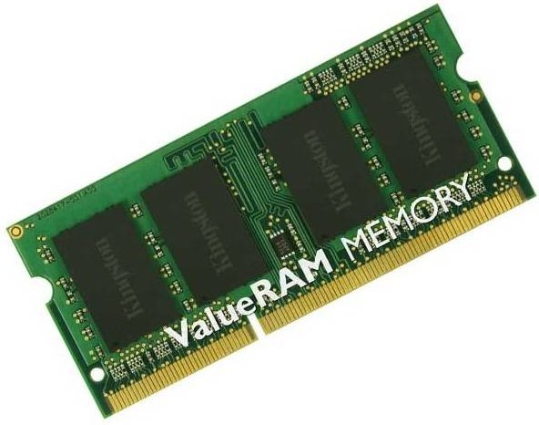 Kingston, 1600MHz, 4GB, DDR3, SODIMM
