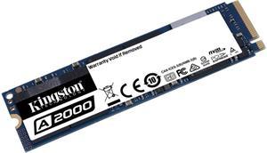 Kingston A2000 500GB SSD PCIe Gen3 x4 NVMe M.2 2280