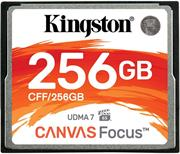 Kingston Canvas Focus CF, 256GB, pamäťová karta