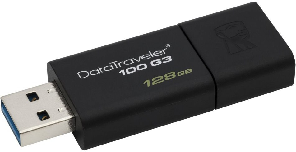 Kingston DataTraveler 100 G3 128GB USB 3.0