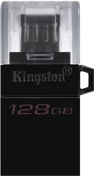 Kingston DataTraveler MicroDuo 3 Gen2, 128 GB USB 3.1