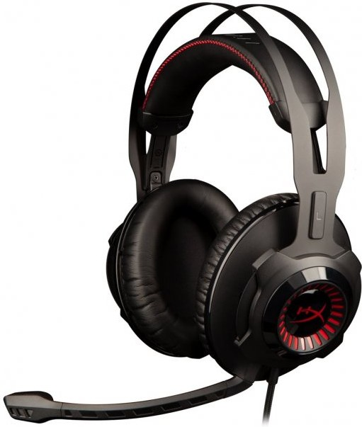 Kingston HyperX Cloud Revolver Headset, čierne