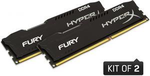 Kingston HyperX Fury, 2133Mhz, 2x4GB, RAM DDR4