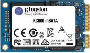 """Kingston KC600, 2.5"""" SSD, 1024 GB"""