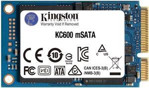 """Kingston KC600, 2.5"""" SSD, 256 GB"""