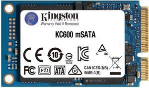 """Kingston KC600, 2.5"""" SSD, 512 GB"""