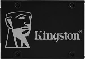 """Kingston KC600, 2,5"""" SSD, 512GB, BUNDLE"""