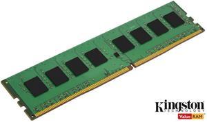 Kingston Value RAM, DDR3, DIMM, 1600 MHz, 8 GB, CL11, Non-ECC, Unbuffered