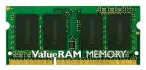 Kingston Value RAM, DDR3, SO-DIMM, 1333 MHz, 8 GB (2x 4 GB kit), CL9