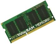 Kingston Value RAM, DDR3, SO-DIMM, 1600 MHz, 4 GB, CL11