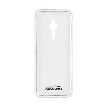 Kisswill puzdro pre Nokia 230, tranparentné