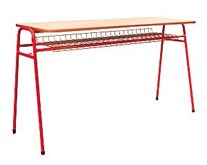 Klasik školský stôl dvojmiestny