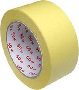 Krepová lepiaca páska 50mm x 50m