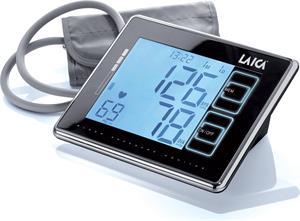 Laica Automatický monitor krevního tlaku na paži, černý BM2003