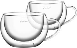 Lamart LT9012 VASO, sada pohárov cappuccino