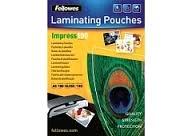 Laminating pouch 100 µ, 154x216 mm - A5, 100 pcs