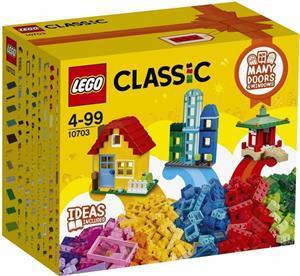 LEGO 10703 Kreatívne box pre staviteľa