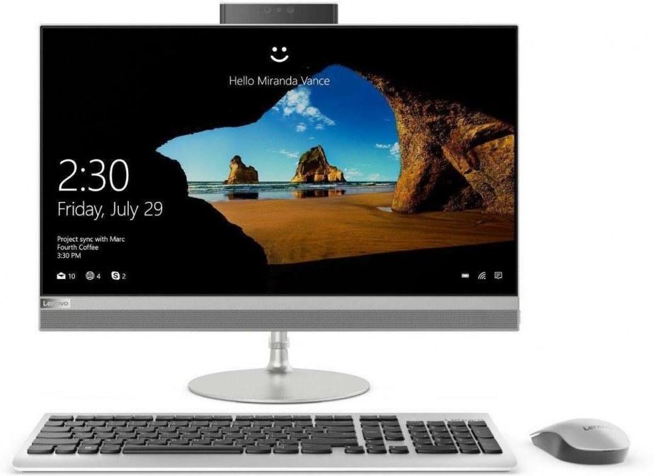 "Lenovo IdeaCentre 520-24ICB F0DJ00CGCK, 23.8"", AiO"