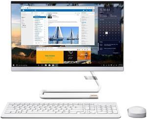 Lenovo IdeaCentre AIO 3-22ADA05, biely