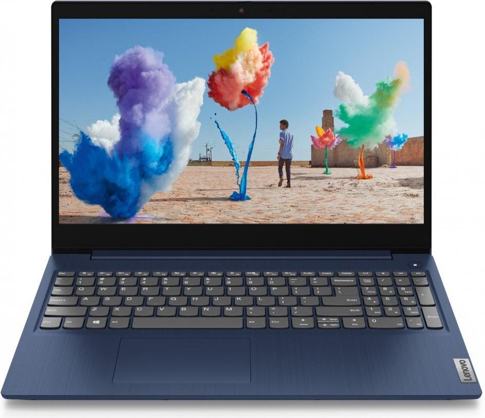 Lenovo IdeaPad 3-15ADA05, 81W1001WCK, modrý