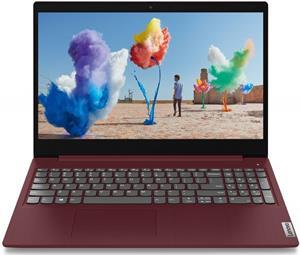 Lenovo IdeaPad 3-15ADA05, 81W1001YCK, červený