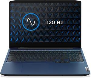 Lenovo IdeaPad Gaming 3i-15IMH05, 81Y400H7CK, modrý