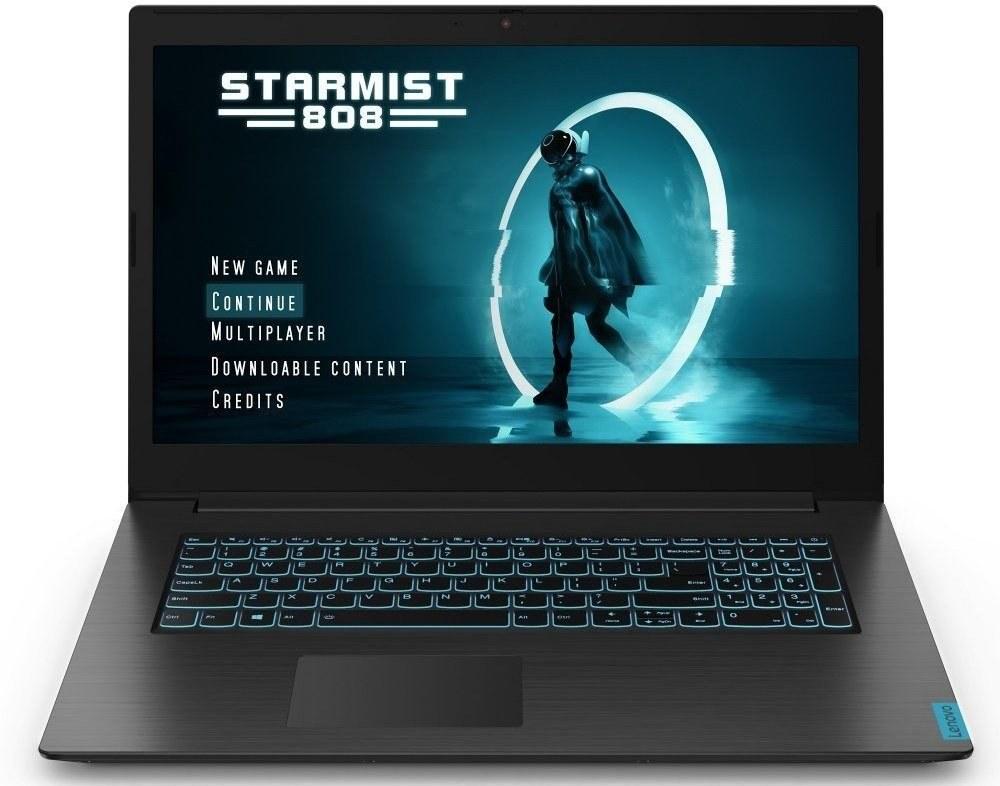 Lenovo IdeaPad L340-17IRH Gaming, 81LL00F7CK, čierny