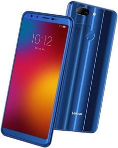 Lenovo K9, Dual SIM, Modrý