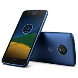 Lenovo Moto G5, 2 GB, modrý