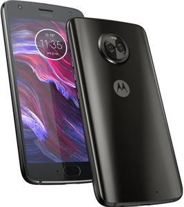 Lenovo Moto X4, 3G, Single Sim, LTE, čierny