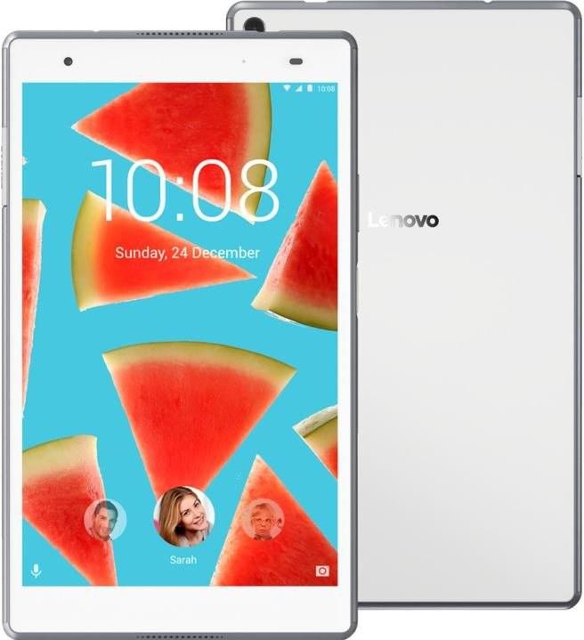 """Lenovo Tab 4 8 Plus, 8"""", 64GB, LTE, biely"""