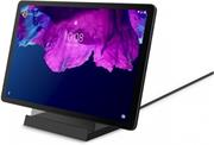 "Lenovo Tab P11, 11"", 128 GB + Smart Charging Station 2, ZA7Y0017CZ, sivý"