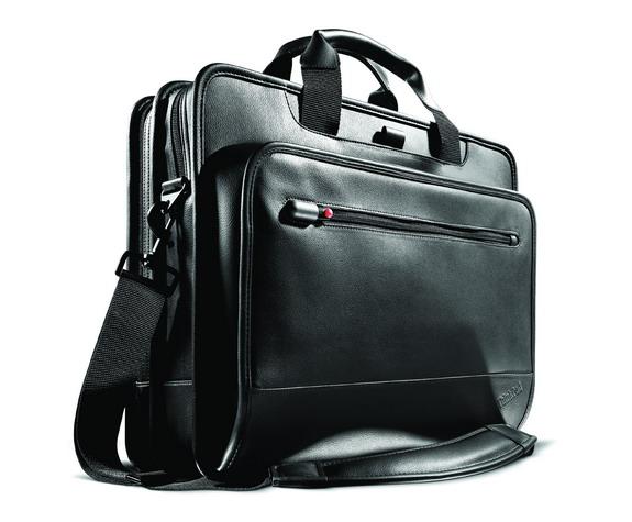 Lenovo taška ThinkPad Executive Leather Case - 15 16b3de0c47