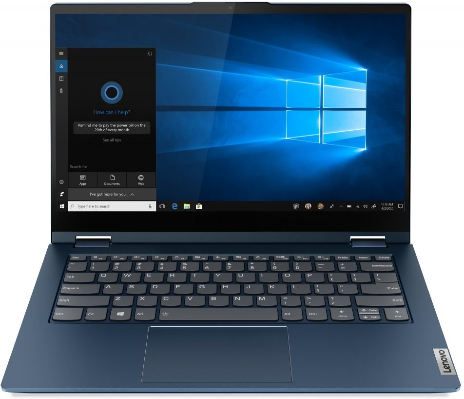 Lenovo ThinkBook 14s YOGA ITL, 20WE001ACK, modrý