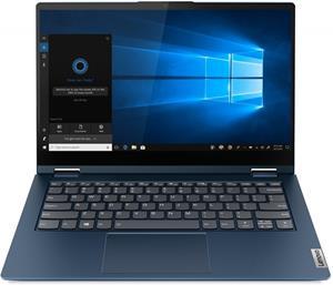 Lenovo ThinkBook 14s YOGA ITL, 20WE0023CK, modrý
