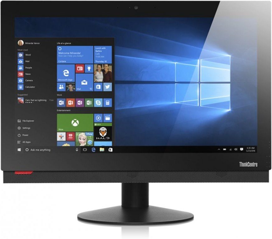 "Lenovo ThinkCentre M810z, 21,5"""