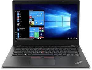 Lenovo ThinkPad L480 20LTS83X00, čierny