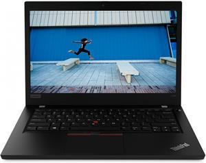 Lenovo ThinkPad L490 20Q50025XS, čierny